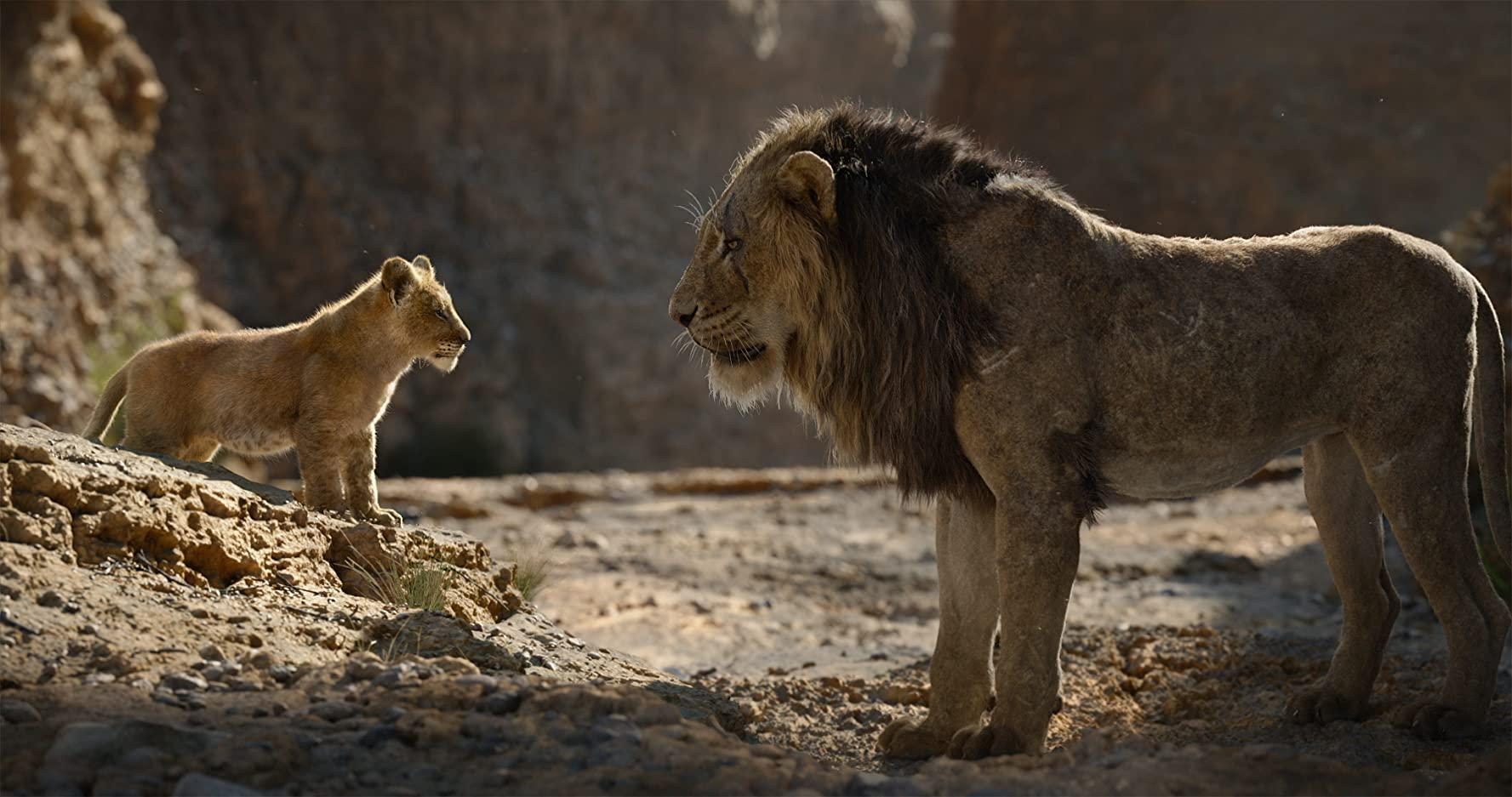 مشاهدة فيلم The Lion King (2019) مترجم HD اون لاين