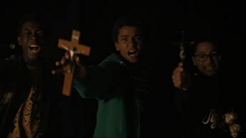 مشاهدة فيلم Vampires vs The Bronx (2020) مترجم HD اون لاين