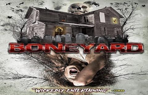 مشاهدة فيلم Boneyard (2019) مترجم HD اون لاين