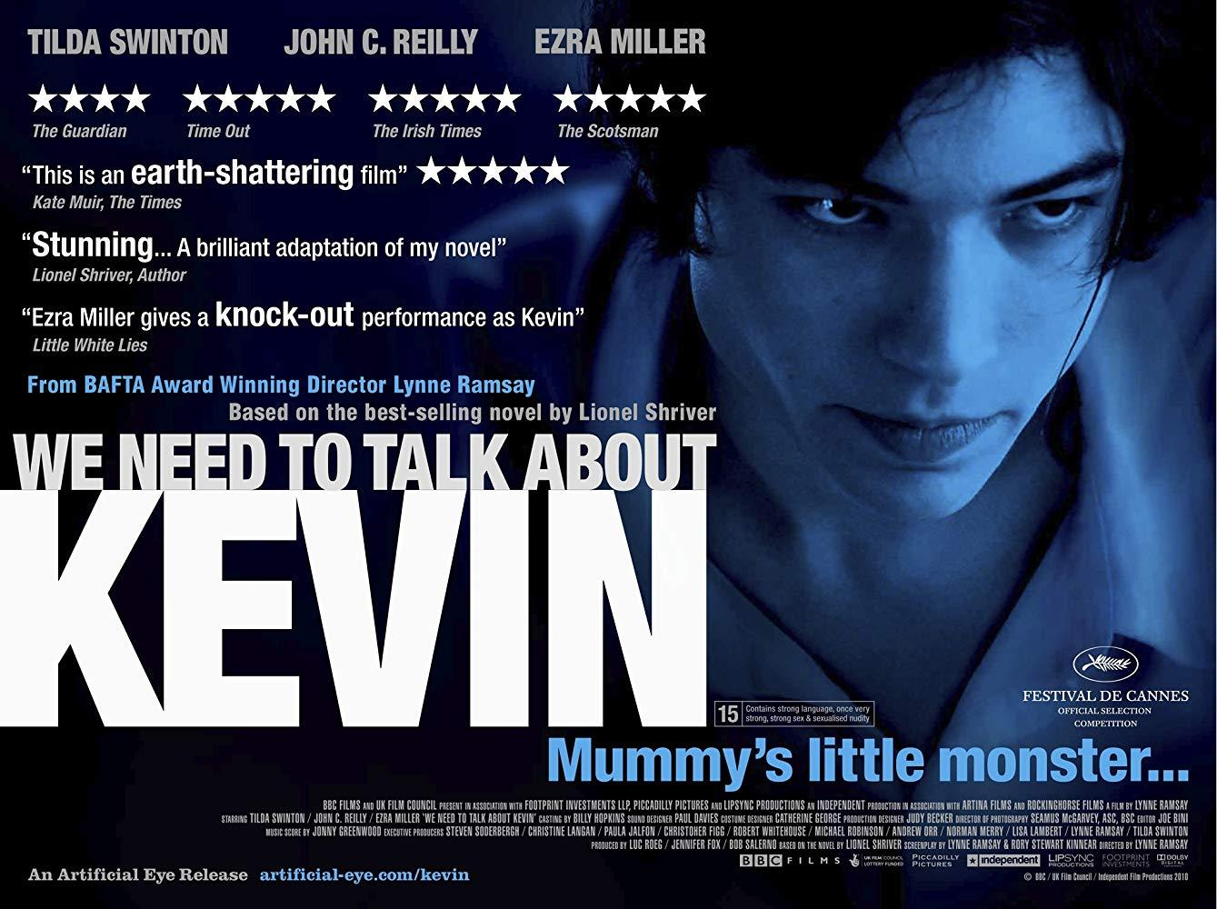 فيلم We Need To Talk About Kevin 2011 مترجم