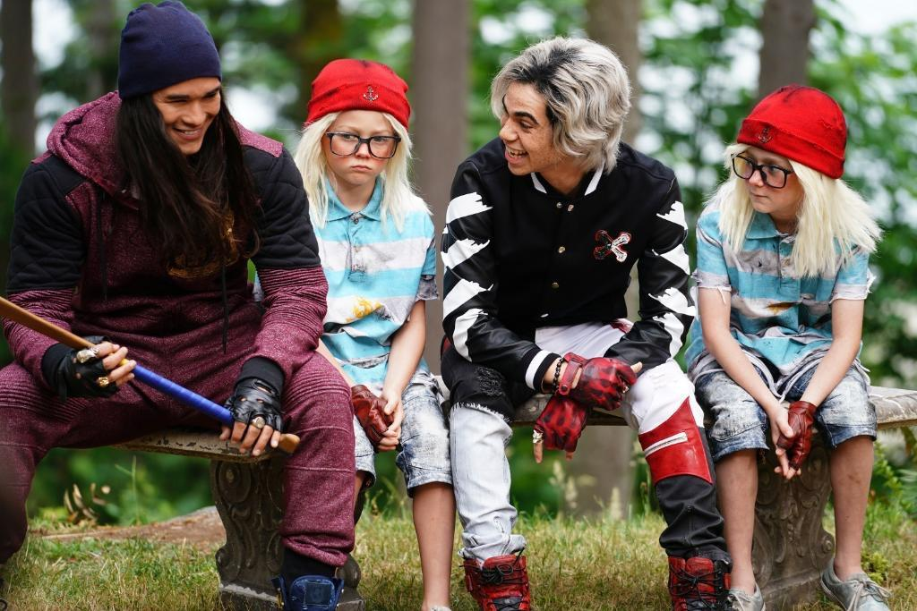 مشاهدة فيلم Descendants 3 (2019) مترجم HD اون لاين