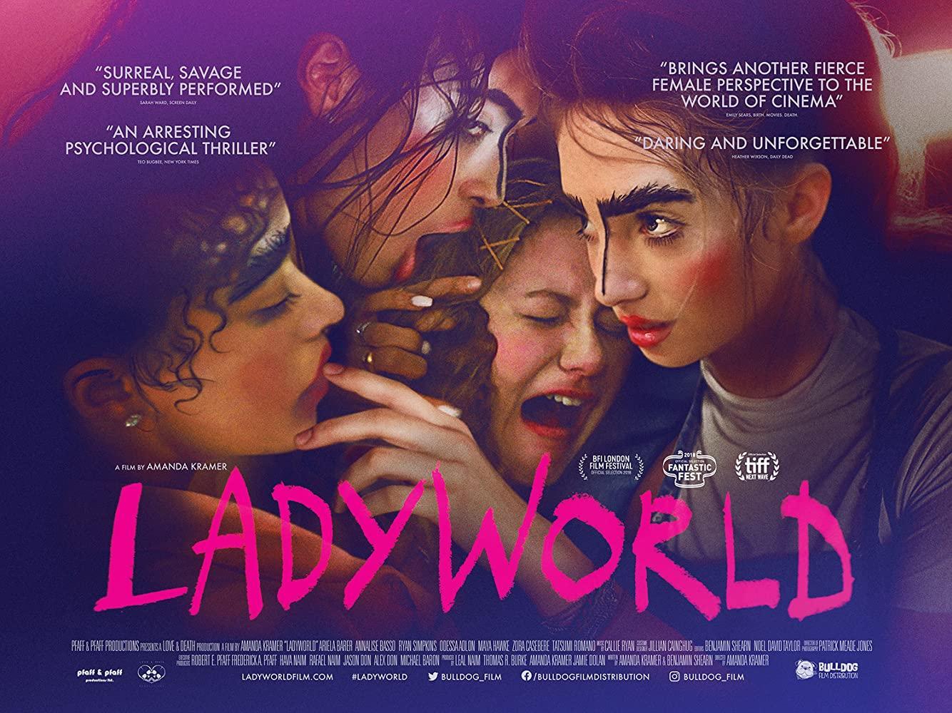 أفلام 2019, Ladyworld