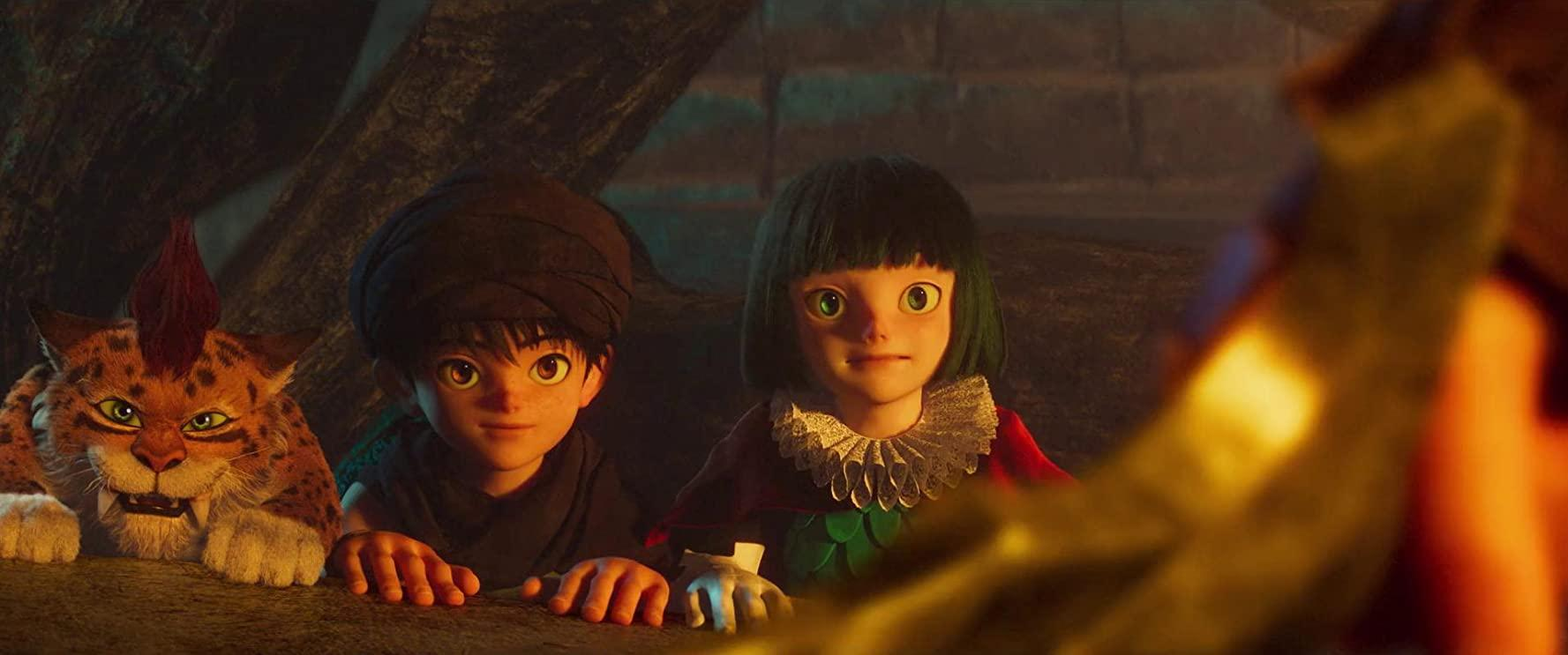 مشاهدة فيلم Dragon Quest Your Story (2020) مترجم HD اون لاين