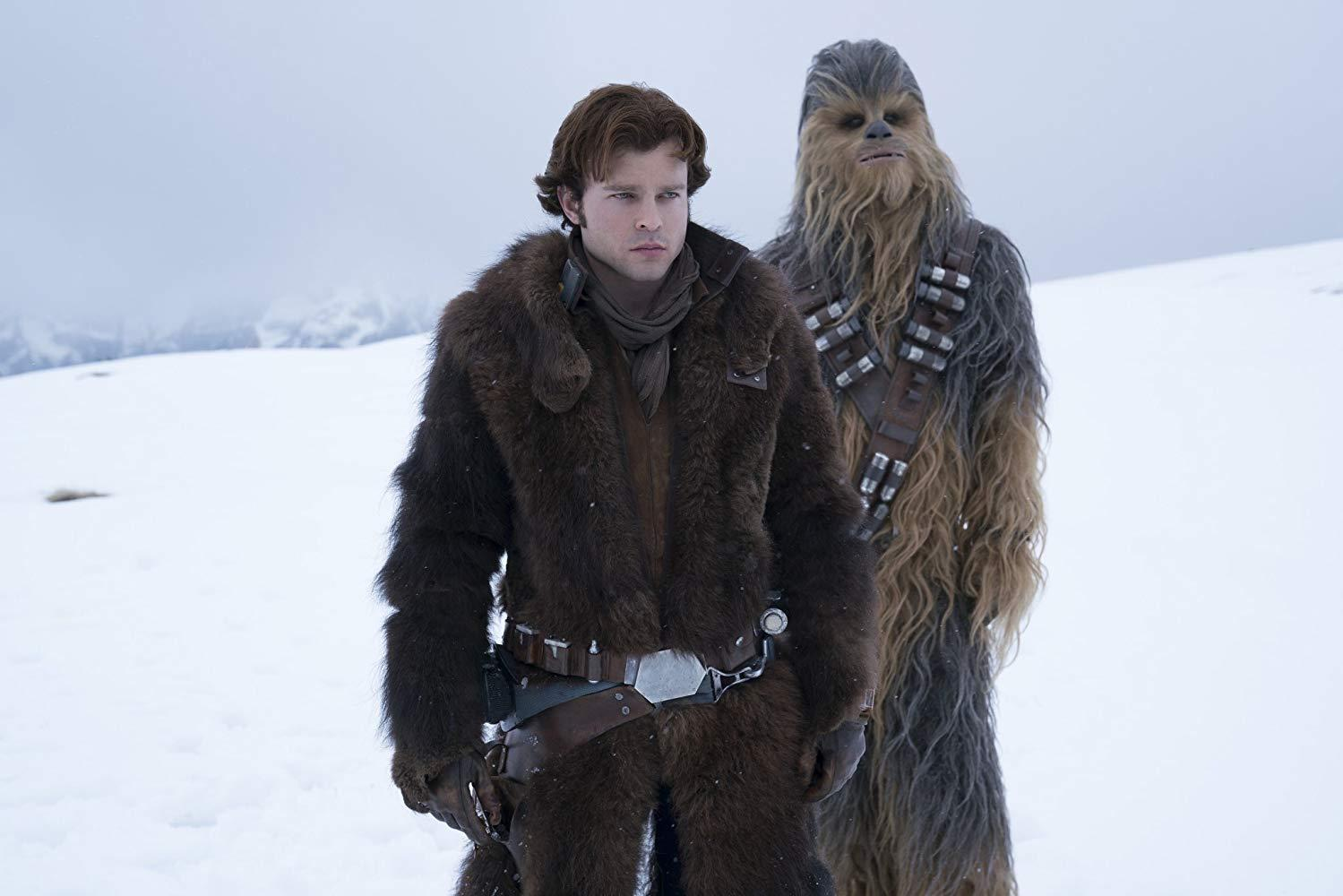 فيلم Solo: A Star Wars Story 2018 مترجم
