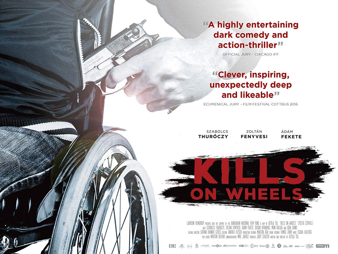 فيلم Kills on Wheels 2016 مترجم