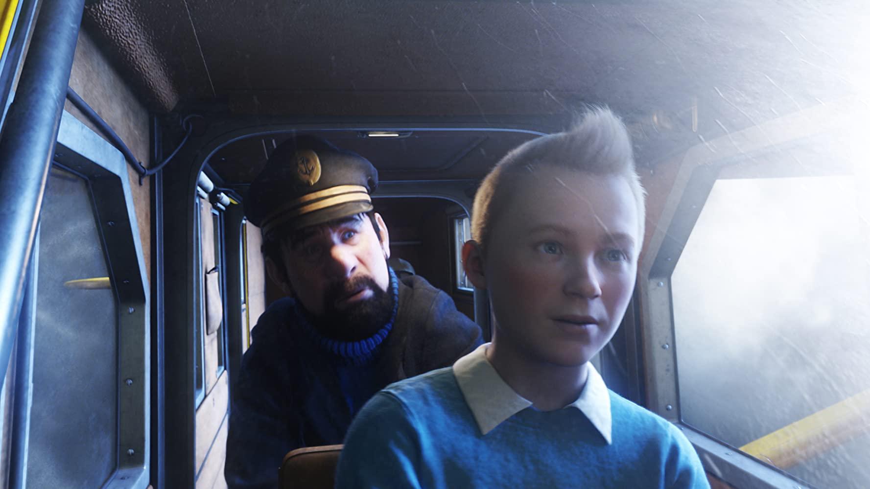 مشاهدة فيلم The Adventures of Tintin (2011) مترجم HD اون لاين