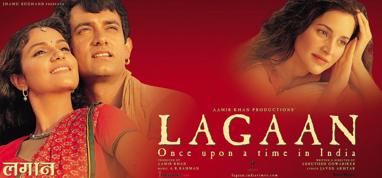 فيلم Lagaan Once Upon A Time In India 2001 مترجم