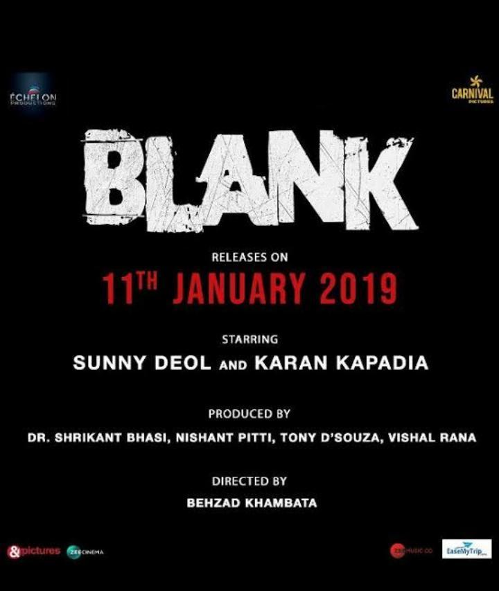 مشاهدة فيلم Blank (2019) مترجم HD اون لاين