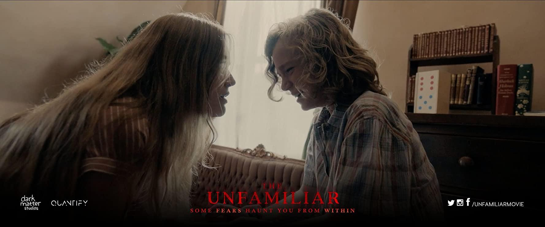 مشاهدة فيلم The Unfimiliar (2020) مترجم HD اون لاين