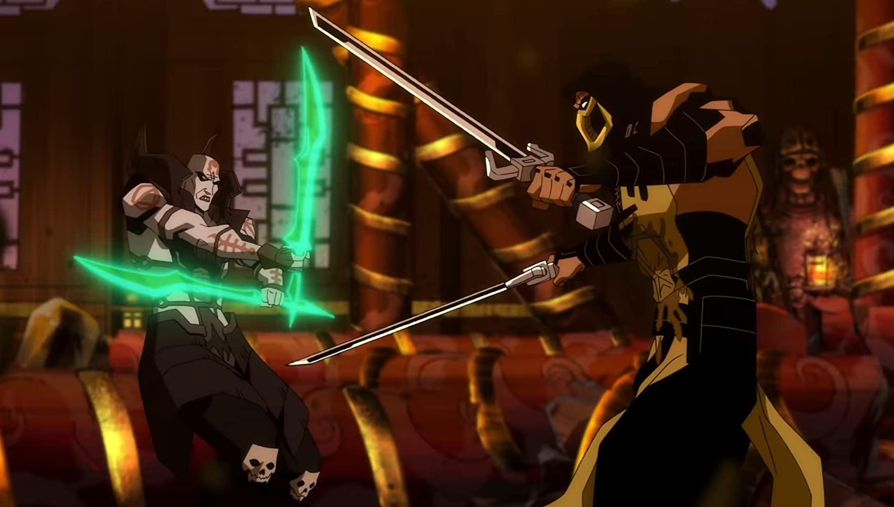 مشاهدة فيلم Mortal Kombat Legends Scorpions Revenge (2020) مترجم HD اون لاين