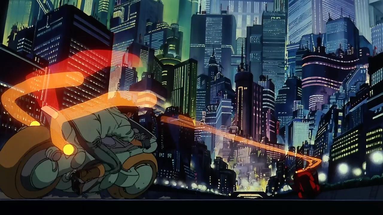 فيلم Akira 1988 مترجم