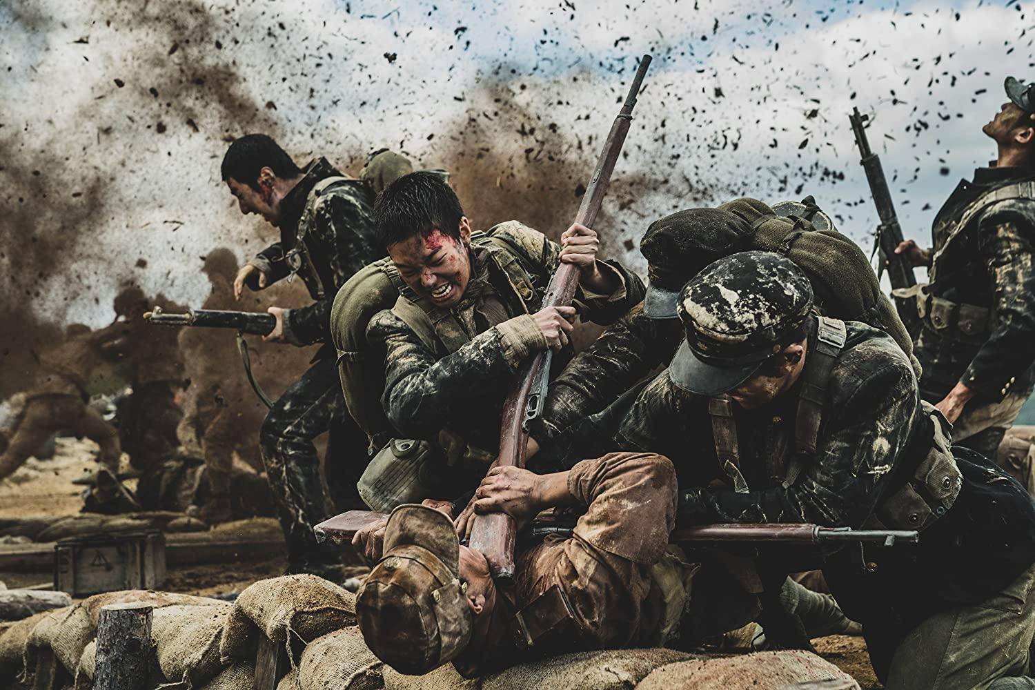 مشاهدة فيلم The Battle of Jangsari (2019) مترجم HD اون لاين