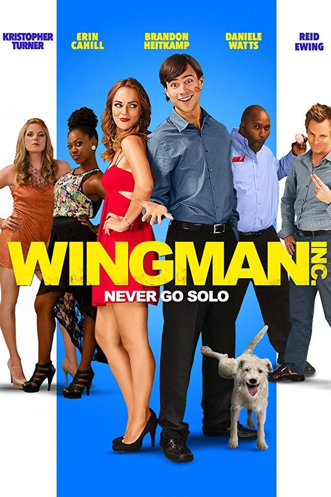 فيلم Wingman Inc 2015 مترجم