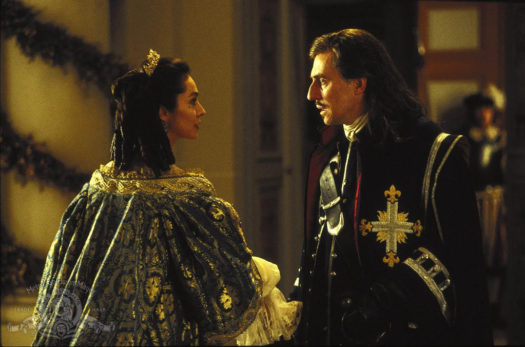 فيلم The Man in the Iron Mask 1998 مترجم