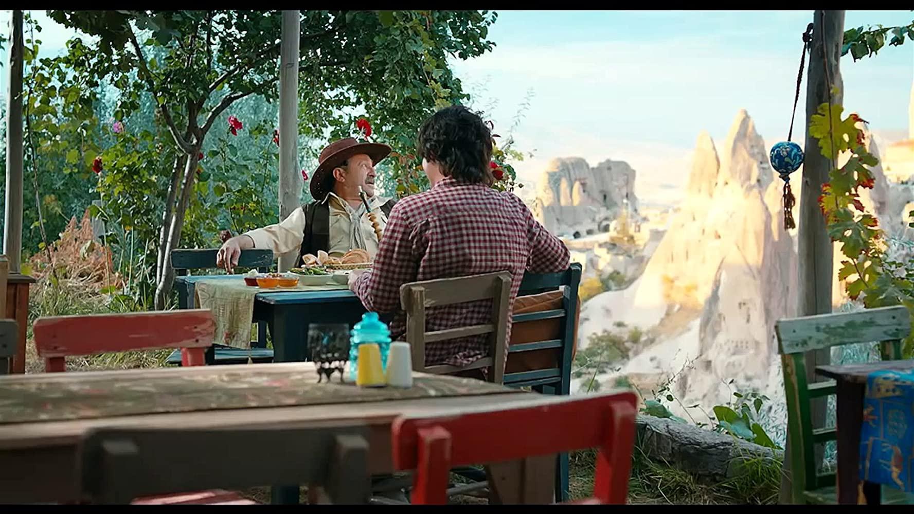 مشاهدة فيلم Patron Mutlu Son Istiyor (2014) مترجم HD اون لاين