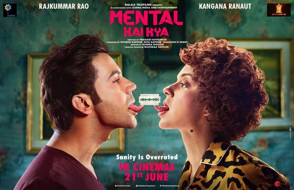 مشاهدة فيلم Judgementall Hai Kya (2019) مترجم HD اون لاين