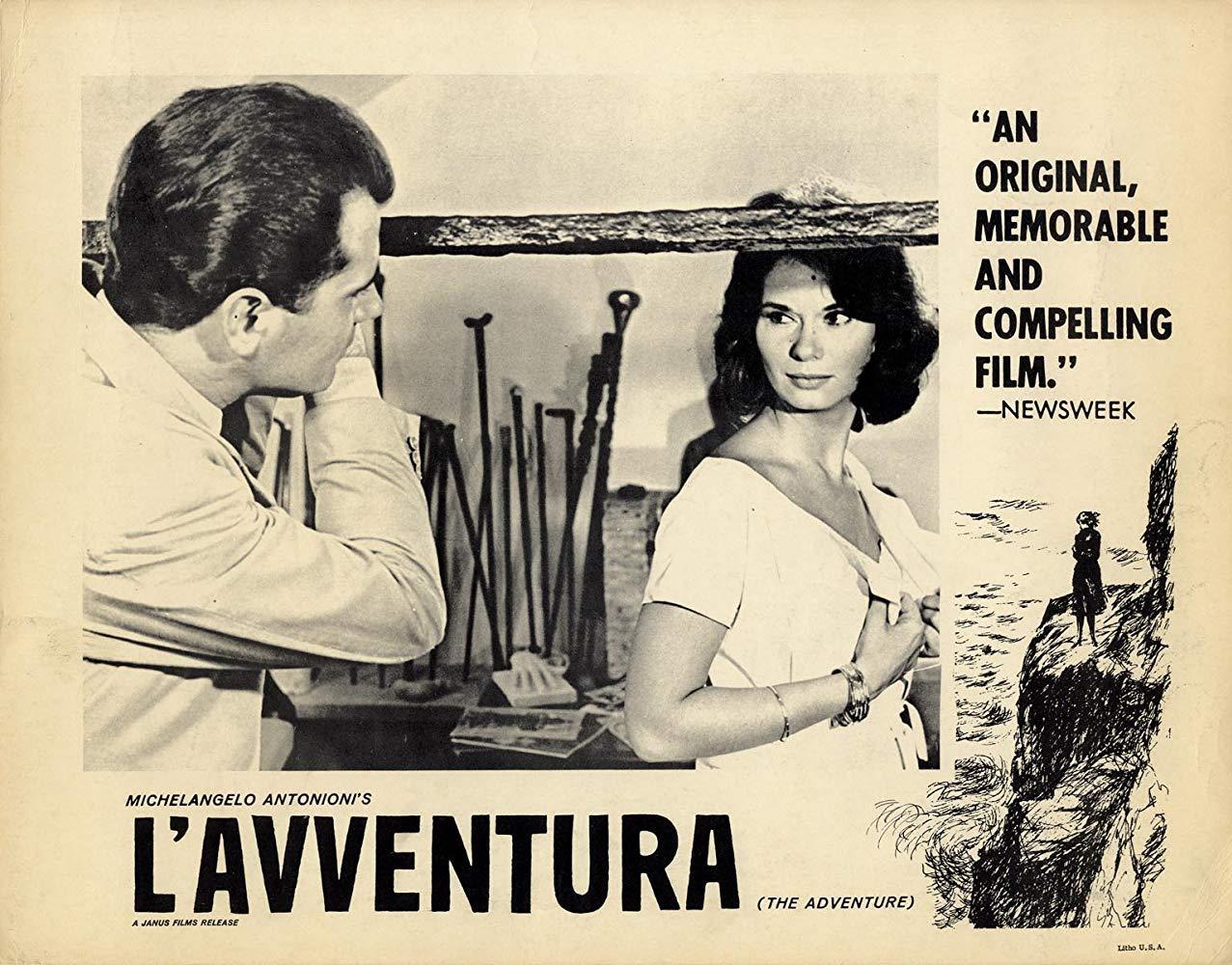 فيلم L'Avventura 1960 مترجم (للكبار فقط)