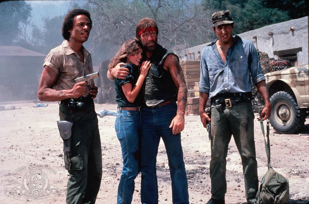 فيلم Lone Wolf McQuade 1983 مترجم