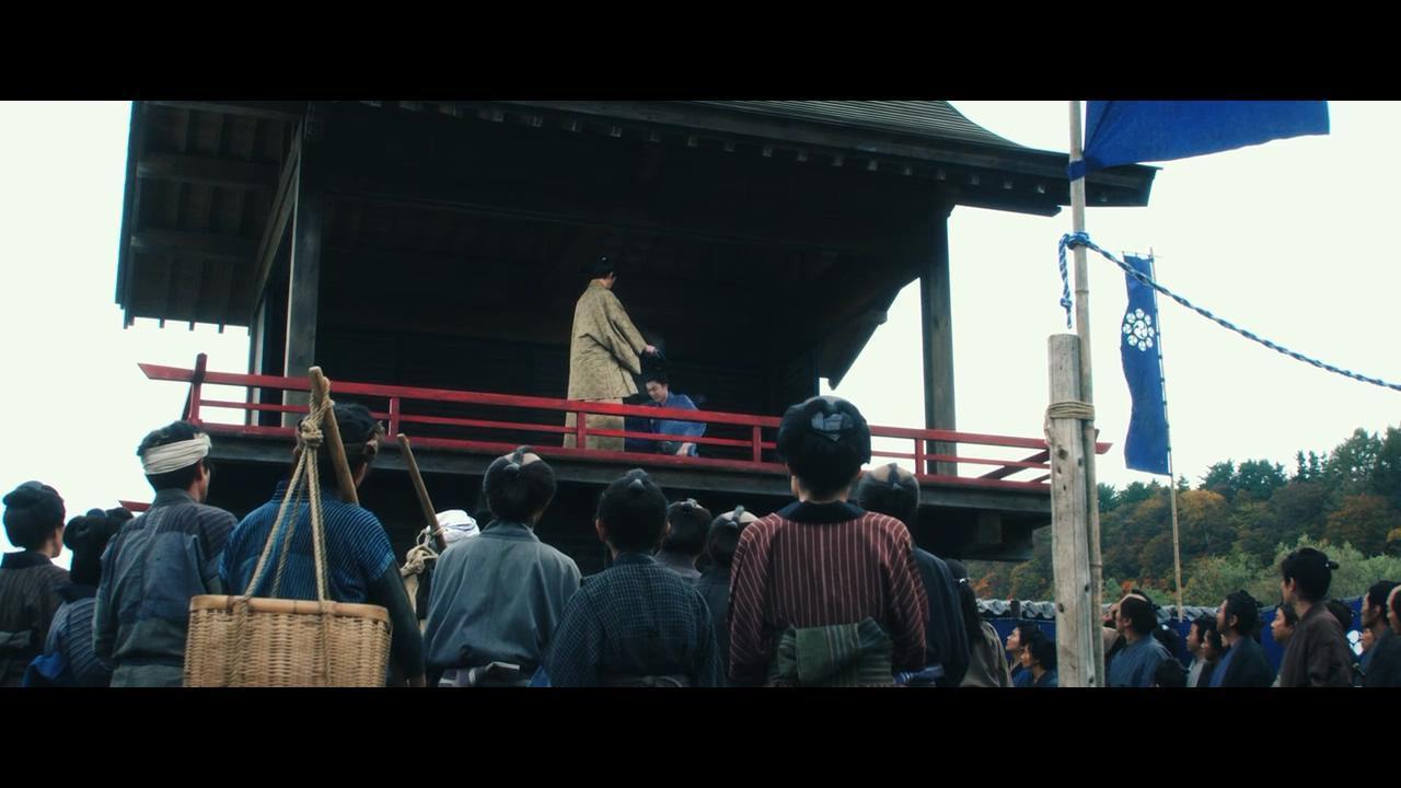 مشاهدة فيلم Samurai Marathon (2019) مترجم HD اون لاين