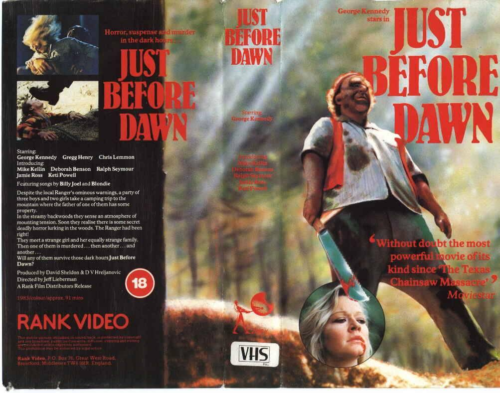فيلم Just Before Dawn 1981 مترجم