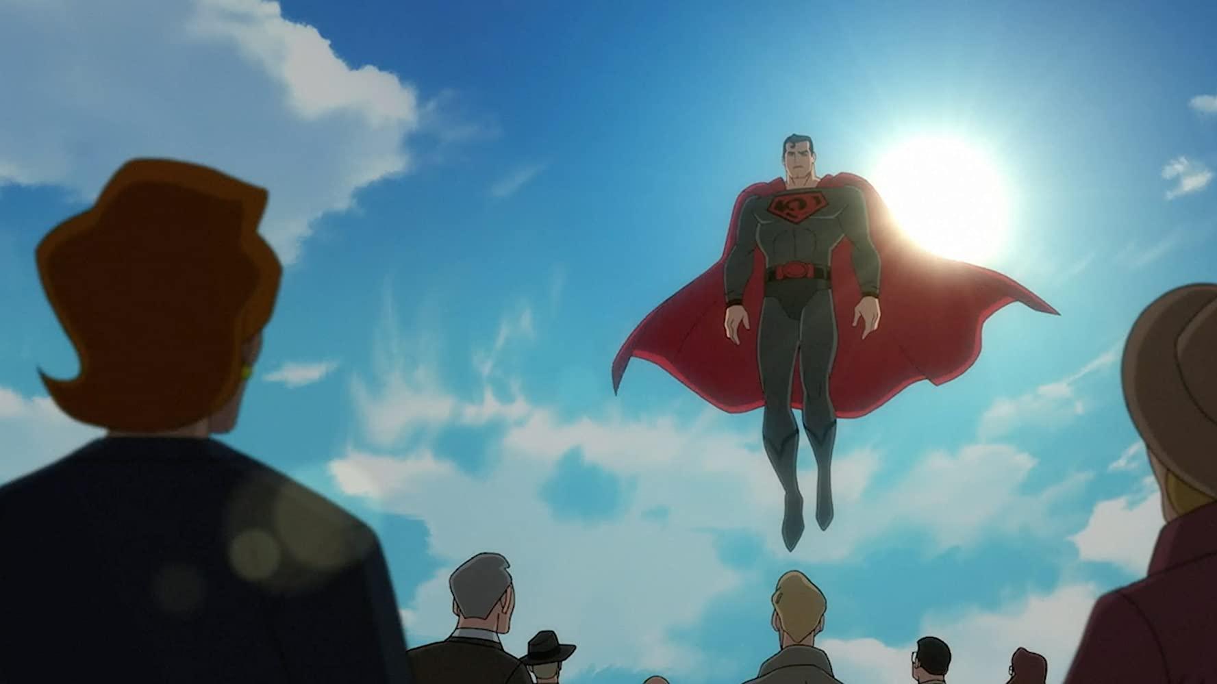 مشاهدة فيلم Superman Red Son (2020) مترجم HD اون لاين