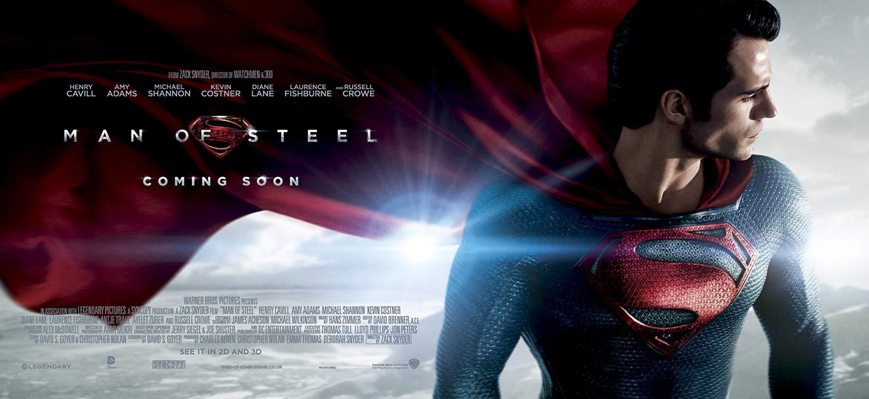 فيلم Man Of Steel 2013 مترجم