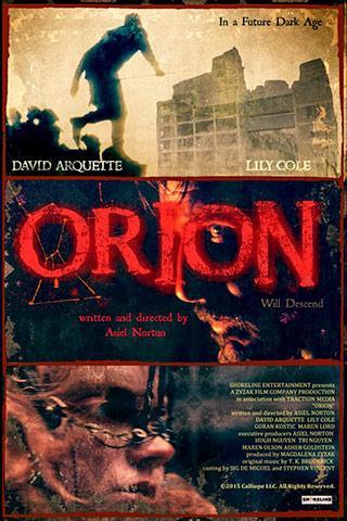 فيلم Orion 2015 مترجم