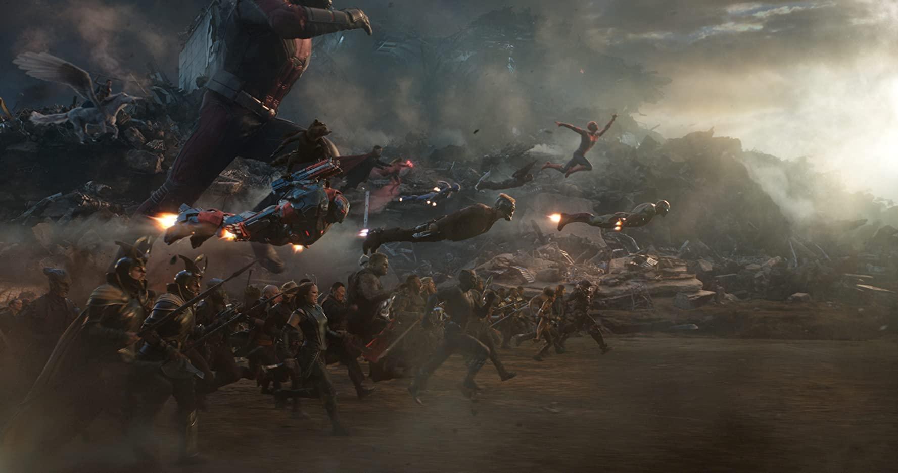 مشاهدة فيلم Avengers: Endgame (2019) مترجم HD اون لاين