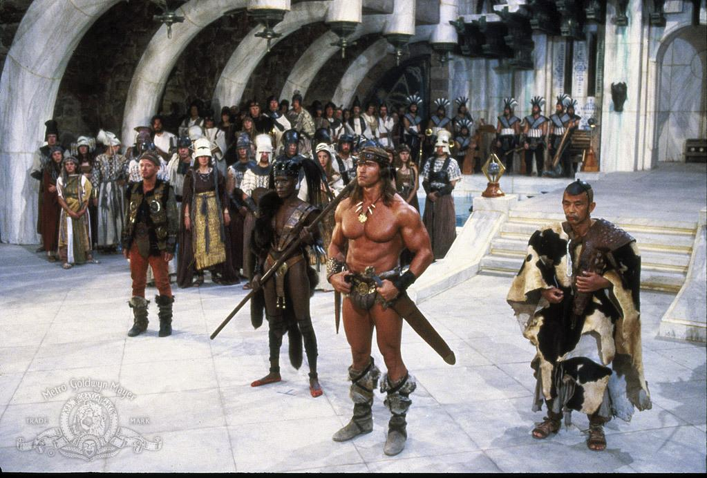 فيلم Conan The Destroyer 1984 مترجم