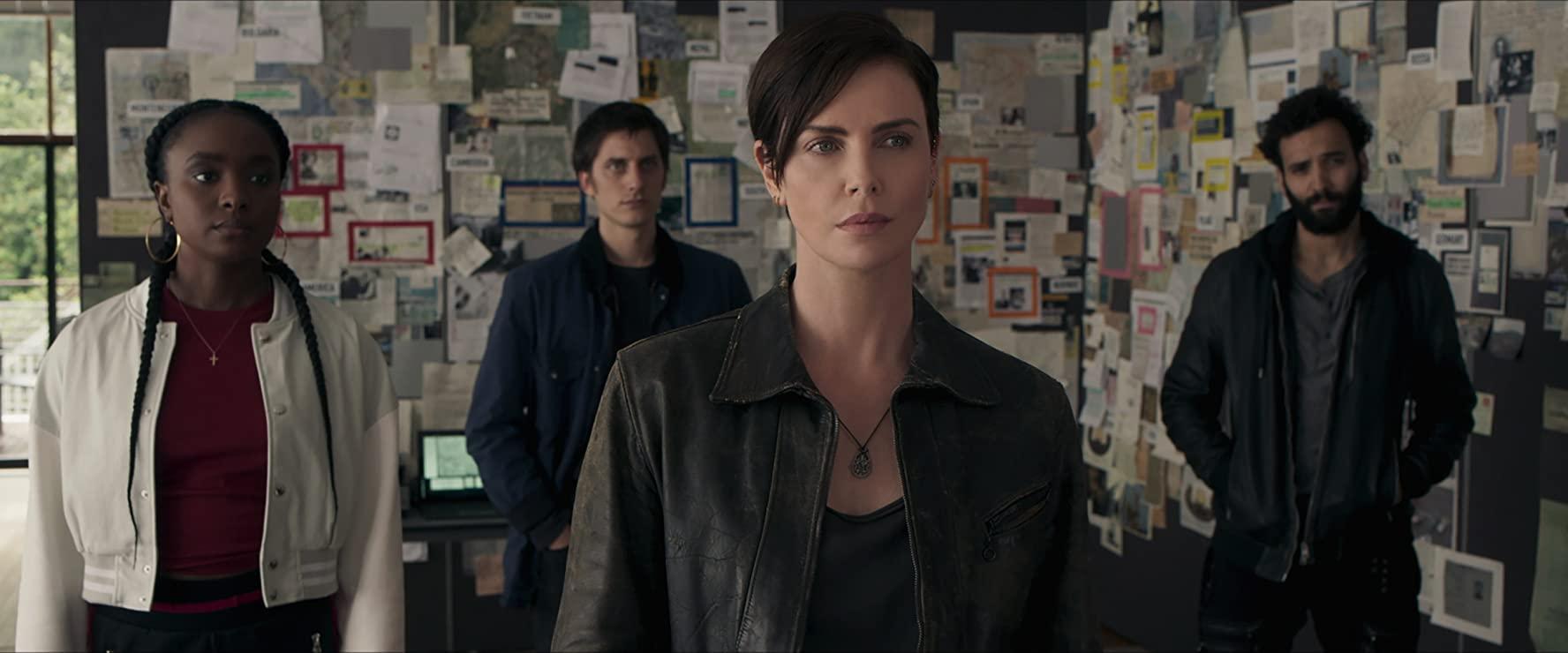 مشاهدة فيلم The Old Guard (2020) مترجم HD اون لاين