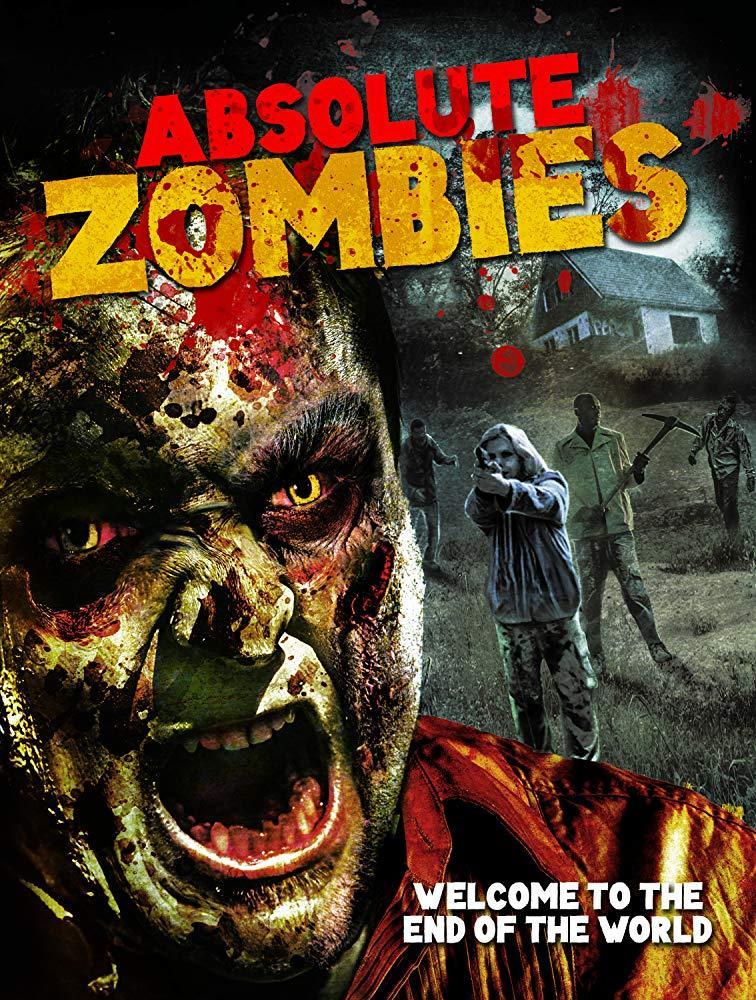 فيلم Absolute Zombies 2015 مترجم