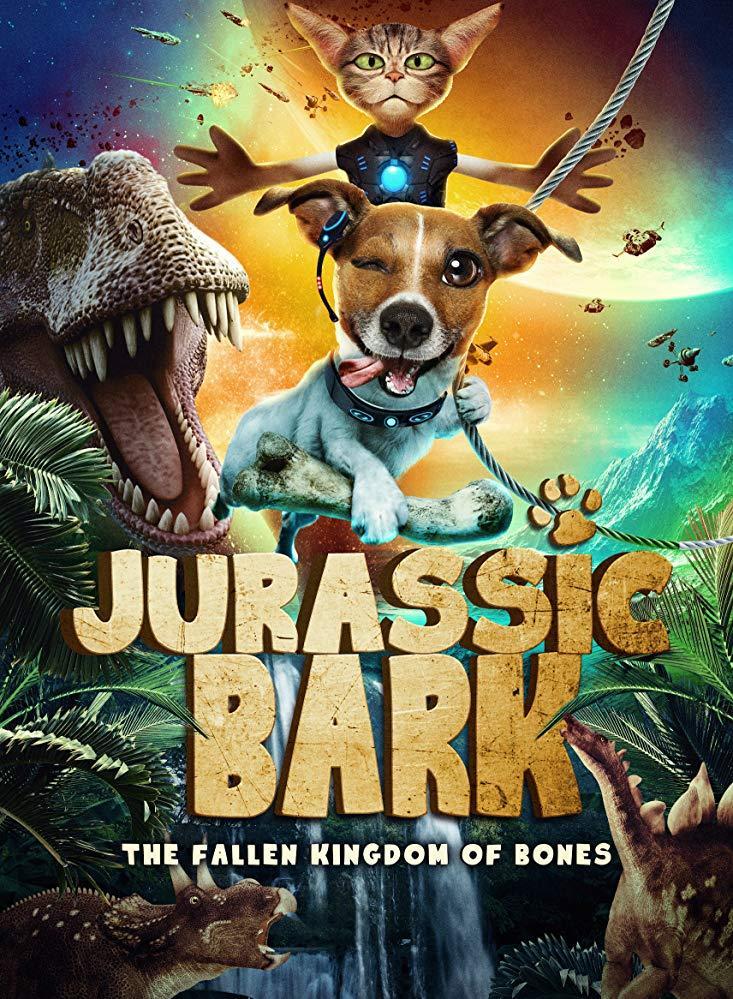 فيلم Jurassic Bark 2018 مترجم