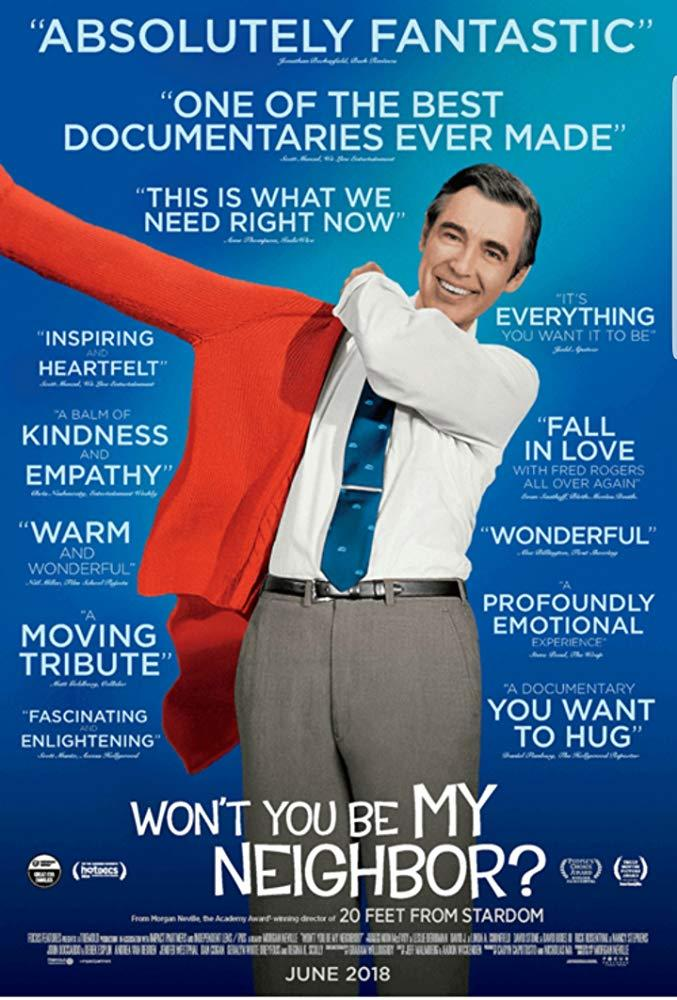 فيلم Won't You Be My Neighbor 2018 مترجم