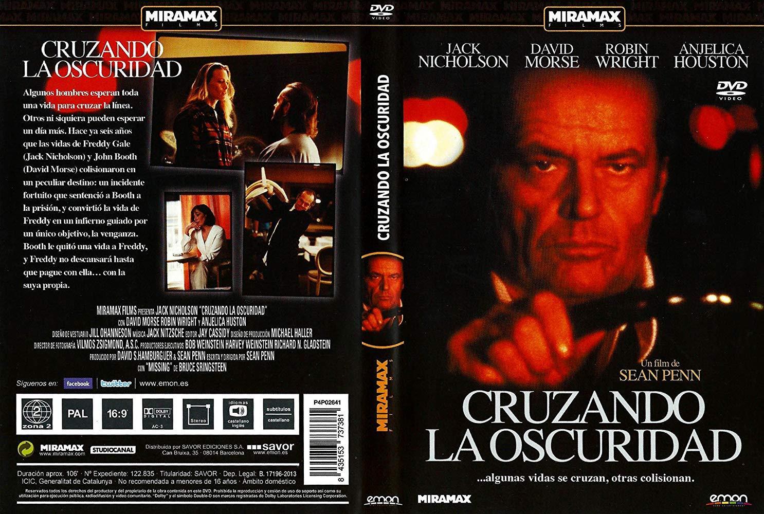 فيلم The Crossing Guard 1995 مترجم