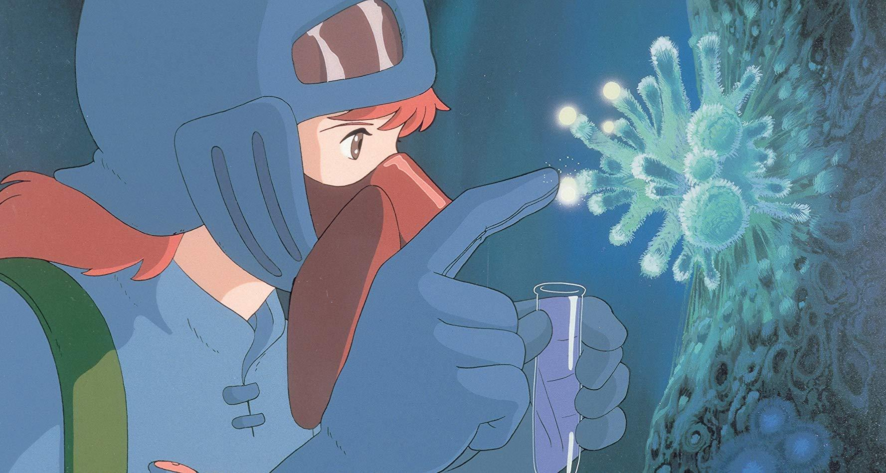 فيلم Nausicaa Of The Valley Of The Wind 1984 مترجم