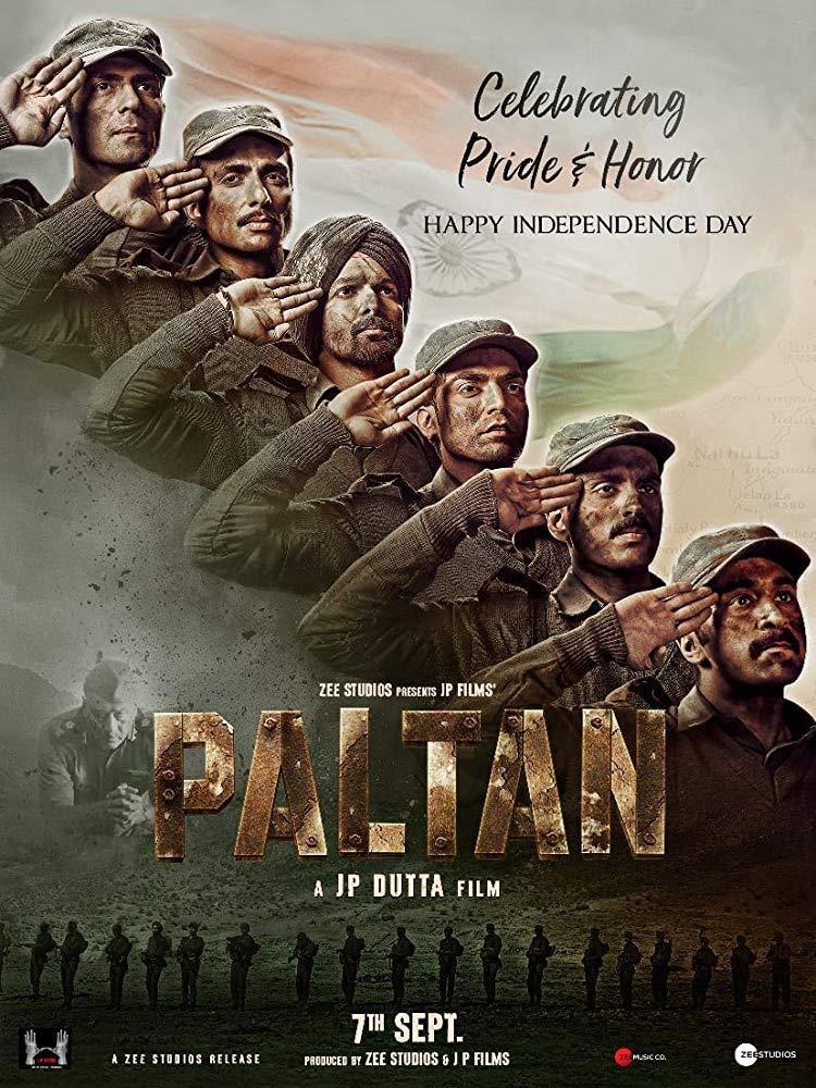 فيلم Paltan 2018 مترجم