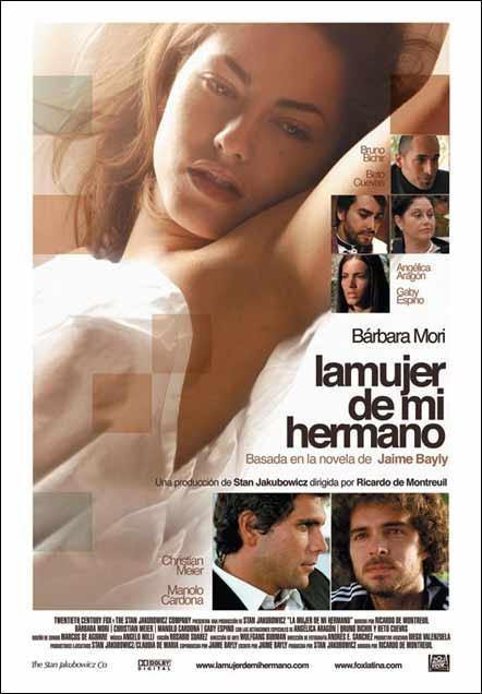 فيلم La mujer de mi hermano 2005 مترجم (للكبار فقط)