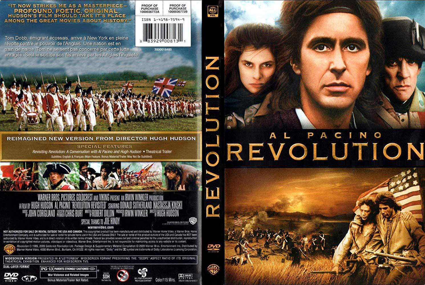 فيلم Revolution 1985 مترجم