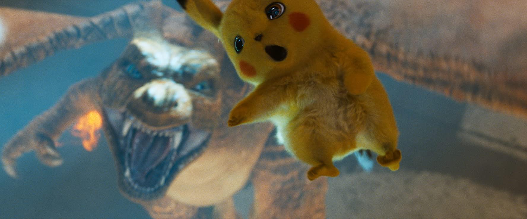 مشاهدة فيلم Pokémon Detective Pikachu (2019) مترجم HD اون لاين