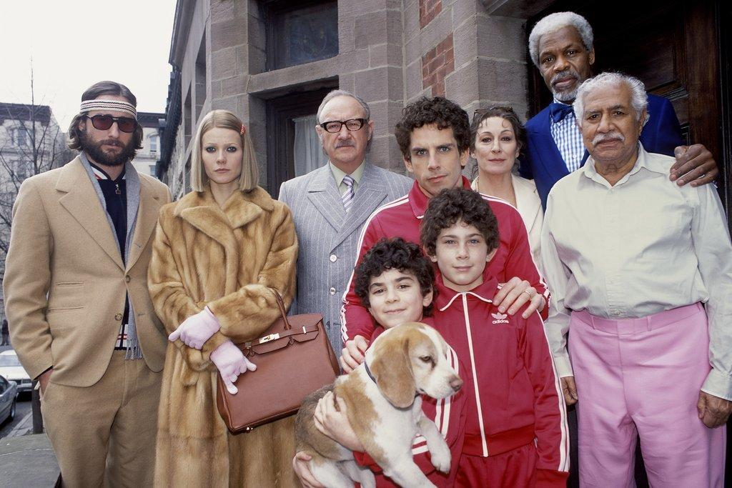فيلم The Royal Tenenbaums 2001 مترجم