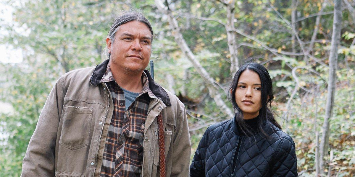 مشاهدة فيلم Through Black Spruce (2019) مترجم HD اون لاين