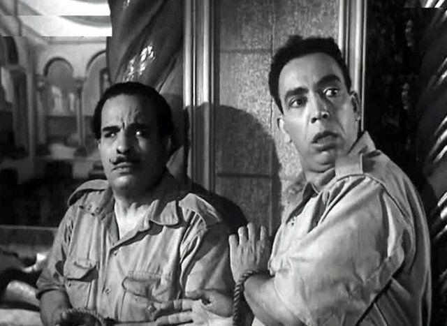 فيلم اسماعيل يس في متحف الشمع 1956 HD DVD اون لاين