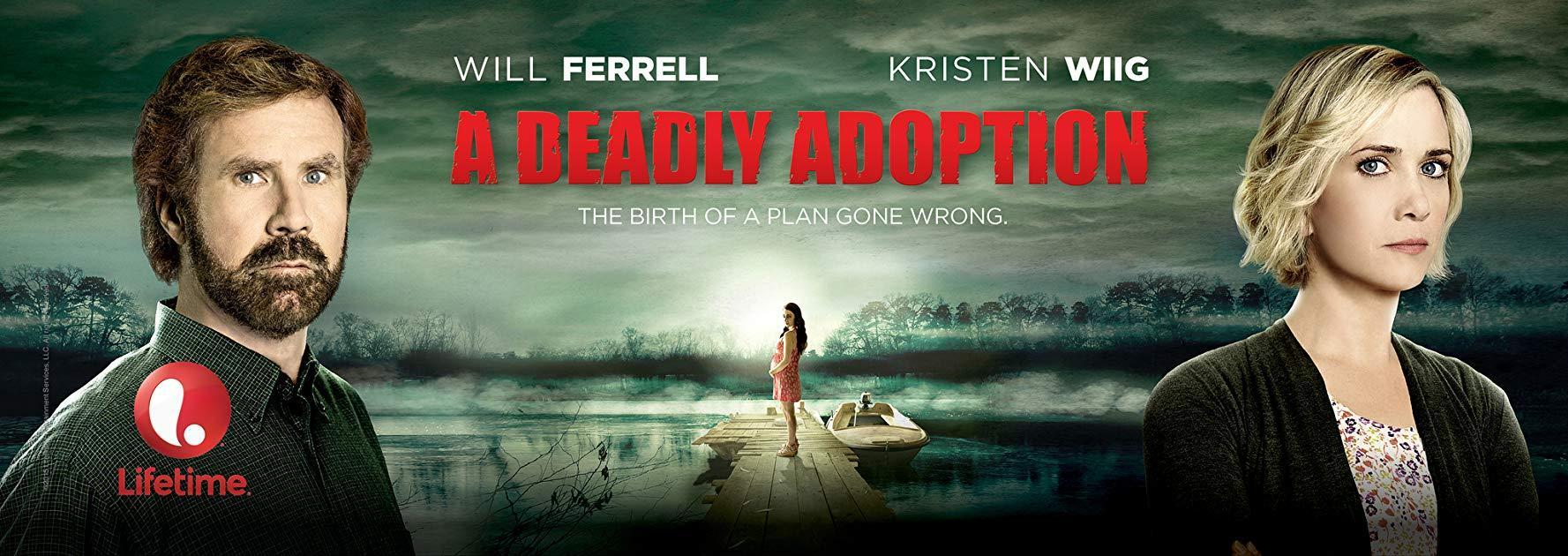 فيلم A Deadly Adoption 2015 مترجم