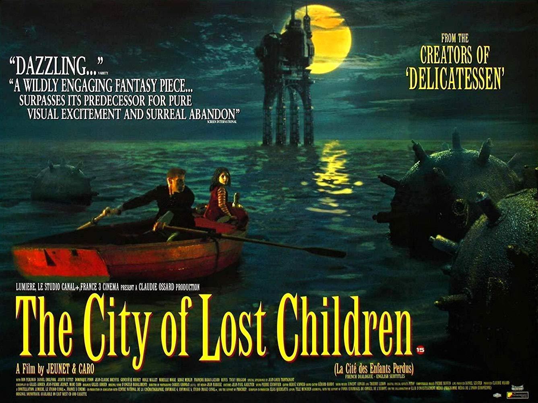 فيلم The City of Lost Children 1995 مترجم