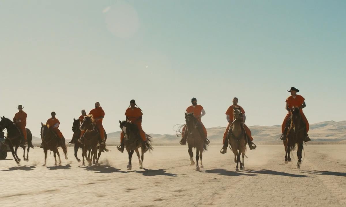 مشاهدة فيلم The Mustang (2019) مترجم HD اون لاين