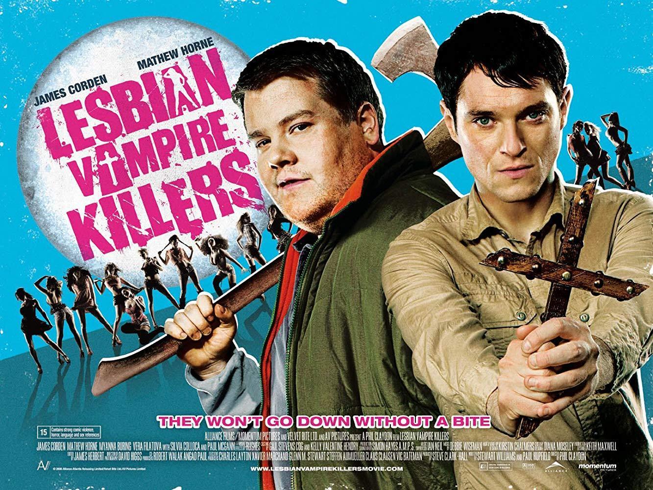 فيلم Lesbian Vampire Killers 2009 مترجم (للكبار فقط)