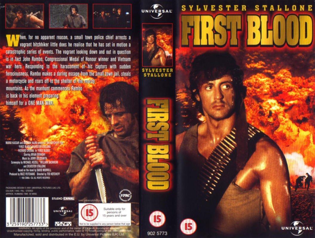 فيلم First Blood 1982 مترجم