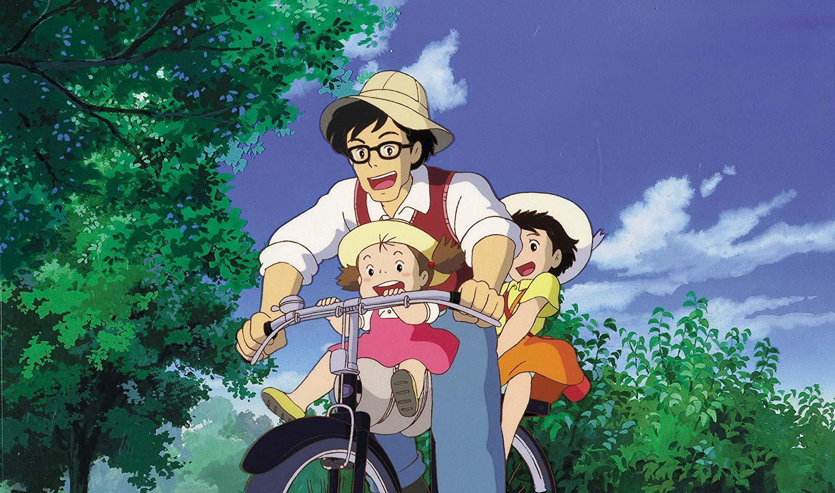 فيلم My Neighbor Totoro 1988 مترجم