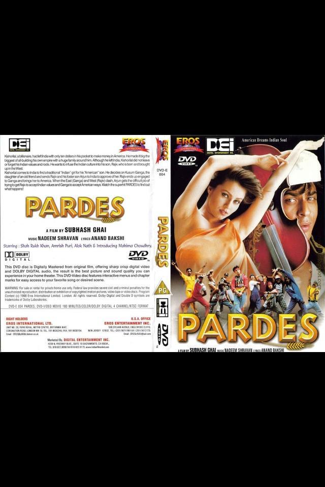 فيلم Pardes 1997 مترجم