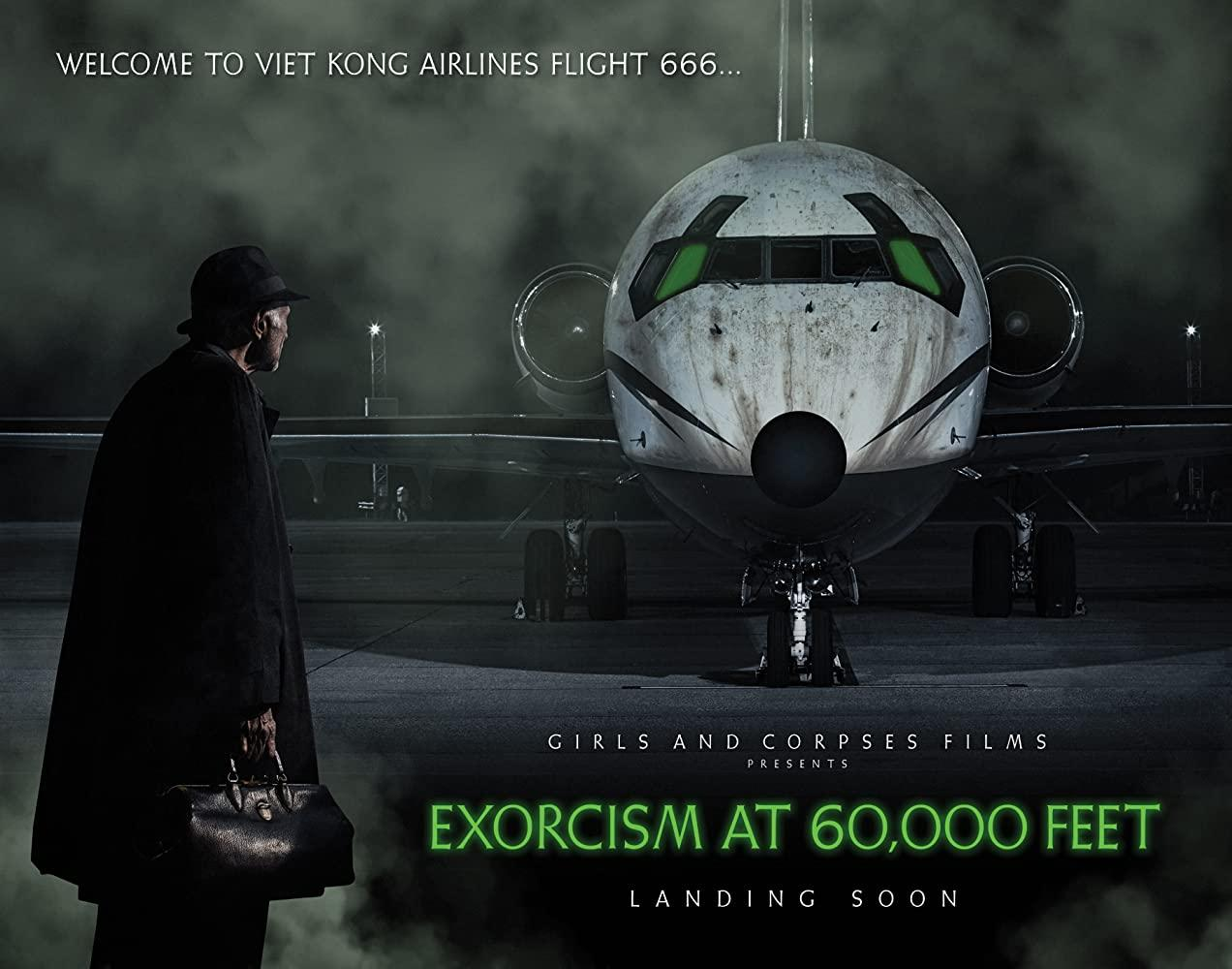 مشاهدة فيلم Exorcism At 60000 Feet (2020) مترجم HD اون لاين